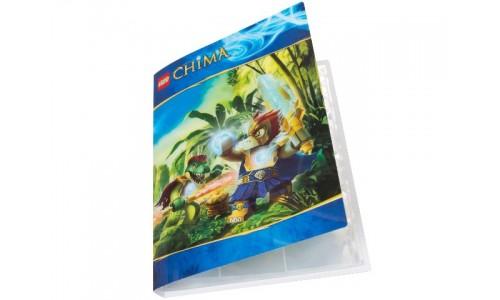 Альбом для игровых карточек Legends of Chima 850598 Лего Аксессуары (Lego Accessories)
