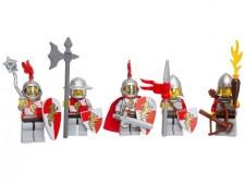 Боевой комплект рыцарей Льва - 852921