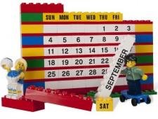 Календарь из кубиков - 853195