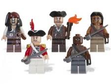 Набор минифигурок Пираты Карибского моря - 853219