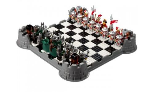 Королевские шахматы 853373 Лего Королевство (Lego Kingdoms)