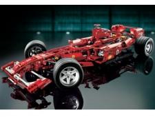 Ferrari F1 Racer в масштабе 1:8 - 8674