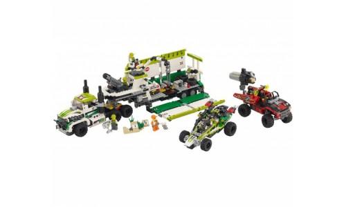 Опустошительная пустыня 8864 Лего Гонки кругосветные (Lego World Racers)