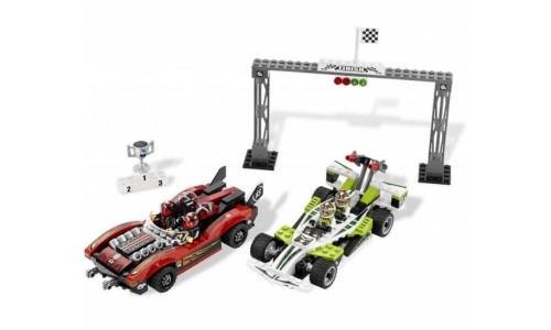 Аварийная трасса 8898 Лего Гонки кругосветные (Lego World Racers)