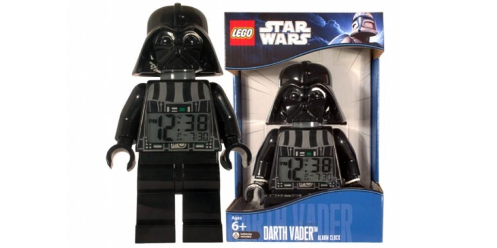 """Лего Будильники (Lego Alarm Clocks) конструктор 9002113 Будильник """"Дарт Вейдер"""" купить в Москве, цена набора в интернет-магазине"""