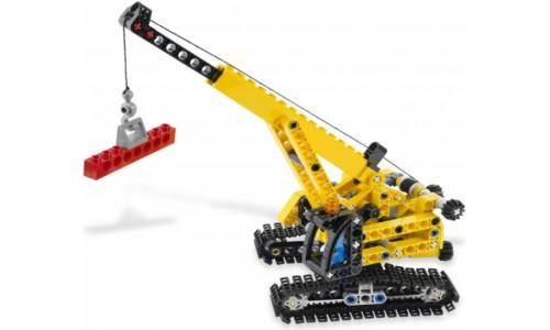 Гусеничный кран 9391 Лего Техник (Lego Technic)