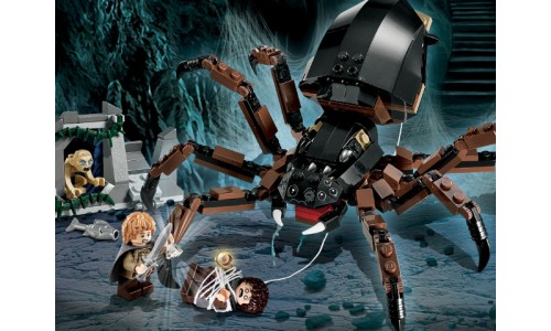 Атака Шелоб 9470 Лего Властелин Колец (Lego  Lord of the Rings)