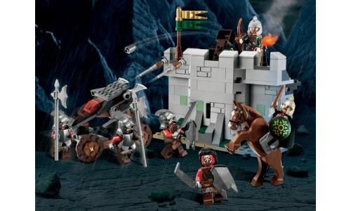 Армия Урук-хай 9471 Лего Властелин Колец (Lego  Lord of the Rings)
