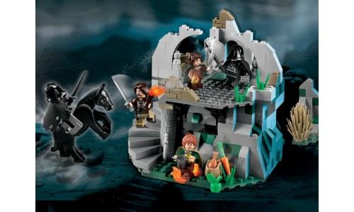 Нападение на Везертоп 9472 Лего Властелин Колец (Lego  Lord of the Rings)
