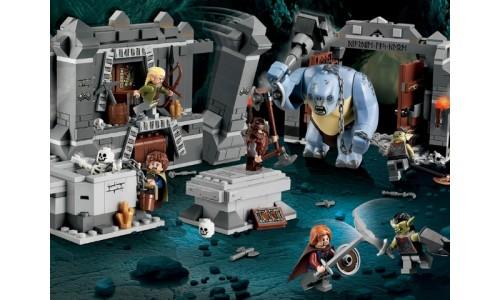 Шахты Мории 9473 Лего Властелин Колец (Lego  Lord of the Rings)