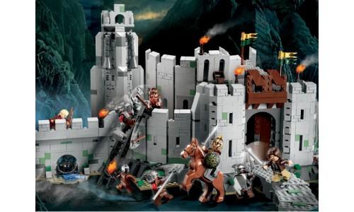 Битва за Хельмову Падь 9474 Лего Властелин Колец (Lego  Lord of the Rings)