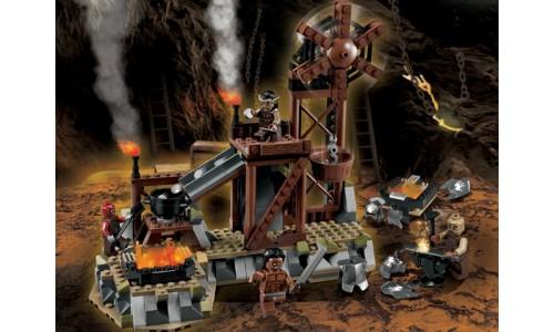 Кузница орков 9476 Лего Властелин Колец (Lego  Lord of the Rings)