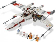X-wing Starfighter (Истребитель X-wing) - 9493
