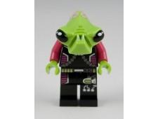 Alien Pilot - ac002