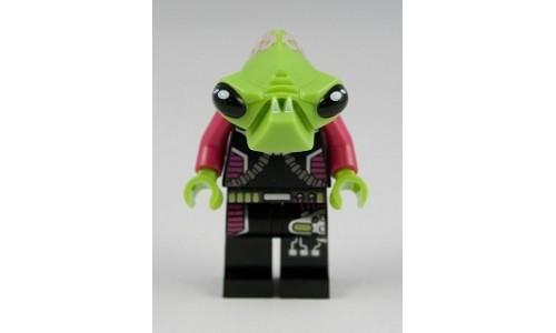 Alien Pilot ac002