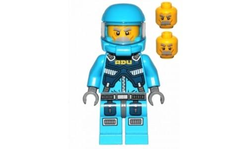 Alien Defense Unit Soldier 3 ac006