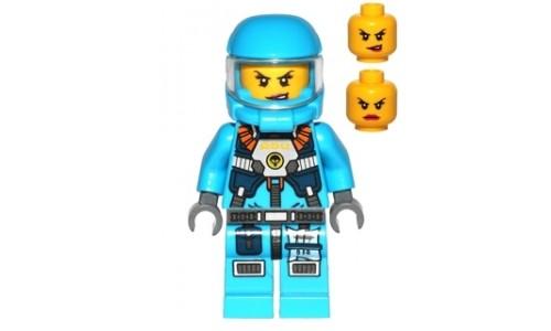 Alien Defense Unit Soldier 5, Female ac013