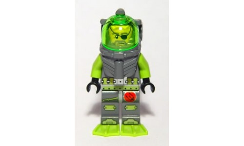 Atlantis Diver 3 - Ace Speedman atl005