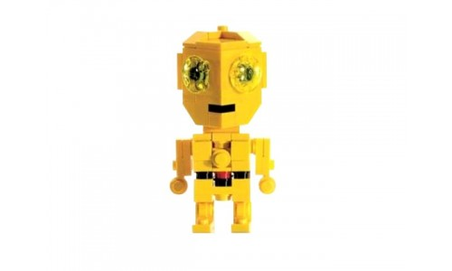C-3PO (The Clone Wars Exclusive Edition) comcon012-C-3PO