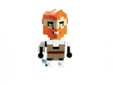 OBI-WAN KENOBI (The Clone Wars Exclusive Edition) - comcon012-OBI-WAN