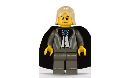 Lucius Malfoy, Dark Gray Suit Torso, Dark Gray Legs hp018