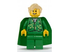 Gilderoy Lockhart, Green Torso and Legs - hp028
