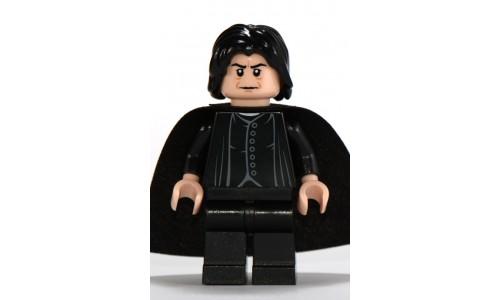 Professor Snape, Light Flesh Head, Brown Facial Lines hp100