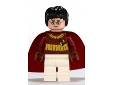 Harry Potter, Dark Red Quidditch Uniform (Light Flesh Head) - hp110