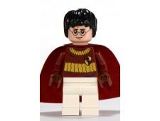 Harry Potter, Dark Red Quidditch Uniform (Light Flesh Head) - hp110