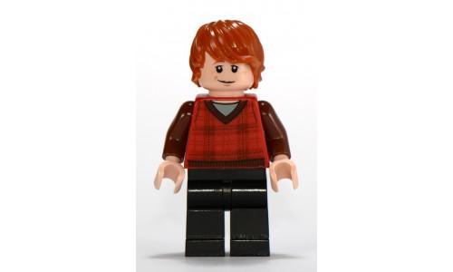 Ron Weasley, Tartan Vest, Black Legs hp113