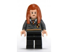 Ginny Weasley, Gryffindor Stripe and Shield Torso, Black Legs - hp114