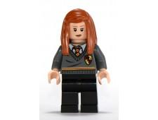 Ginny Weasley, Gryffindor Stripe and Shield Torso, Black Legs - hp114