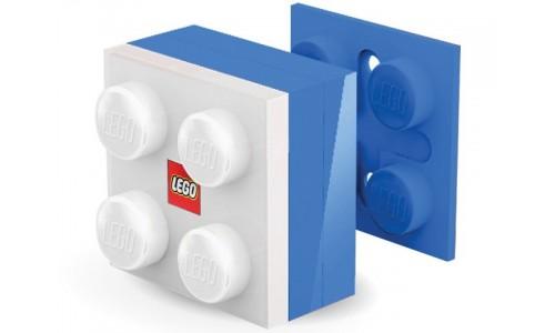 Лампа-ночник синего цвета lamp1 Лего Аксессуары (Lego Accessories)