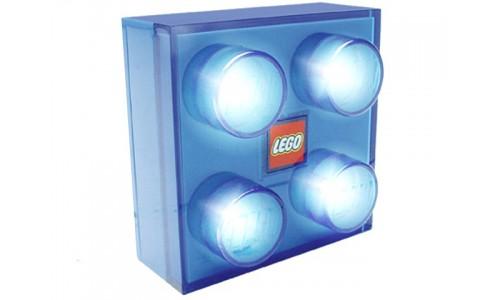 Светильник настенный (синий) lamp3 Лего Аксессуары (Lego Accessories)