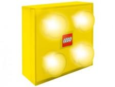 Светильник настенный (жёлтый) - lamp5