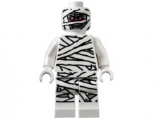 Mummy - Glow in Dark Pattern - mof001