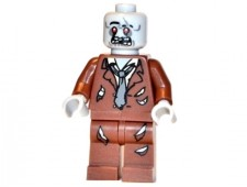 Zombie, Reddish Brown Suit - mof018