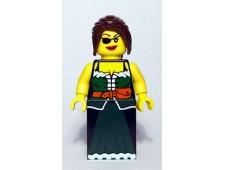 Pirate Female, Skirt - pi126