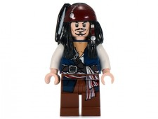 Captain Jack Sparrow - poc001
