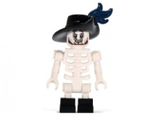 Skeleton Barbossa - poc003