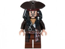 Captain Jack Sparrow with Tricorne - poc011