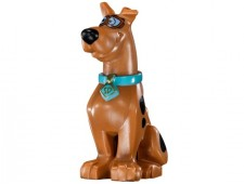 Scooby-Doo sitting, goggles - scd102