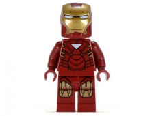 Iron Man with Triangle on Chest - sh015