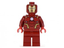 Iron Man (Toy Fair 2012 Exclusive) - sh027