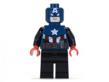 Captain America (Toy Fair 2012 Exclusive) - sh028