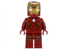 Iron Man with Circle on Chest - sh036