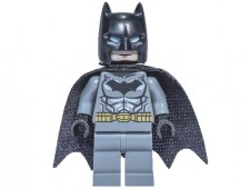 Batman - Open Cowl, Scuba Mask, and Spongy Cape - sh162