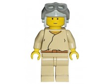 Anakin Skywalker (Light Gray Helmet) - sw008