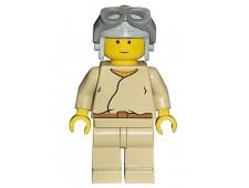 Anakin Skywalker (Light Gray Helmet) - sw008