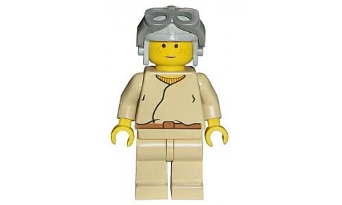 Anakin Skywalker (Light Gray Helmet) sw008